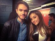 Ariana Grande & Zedd