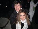Graham&ArianaInTheSnow