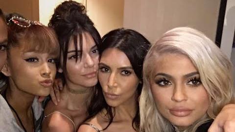 Kim Kardashian PABLO TOUR NYC FULL Feat