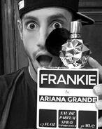 Ariana Grande Frankie fragrance