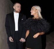 Ariana and Mac OSCARS 2018 After Party (3)