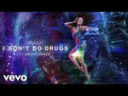 Doja Cat - I Don't Do Drugs (Visualizer) ft