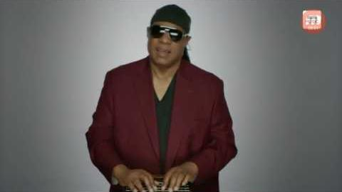 Stevie Wonder sends tribute to Manchester