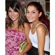 Daniella and Ariana