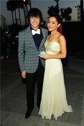 Graham With Ariana