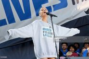 Ariana Grande at March For Our Lives in Washington DC (3)