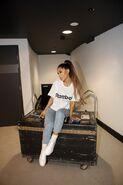 Ariana Grande for Reebok promotion October (2)