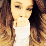 Ariana Grande on February 2, 2014