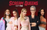 Scream Queens poster (2)