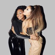 Normani and Ariana Grande - Instagram post - March 23rd, 2019 (3)