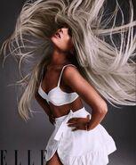 Ariana Grande photoshoot for ELLE Magazine 2018 (4)