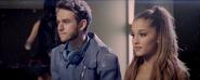 Ariana Grande and Zedd in Break Free