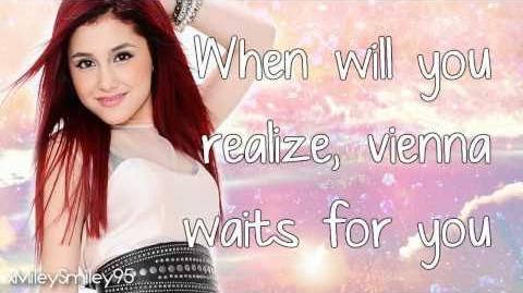 Ariana Grande - Vienna (con testo)