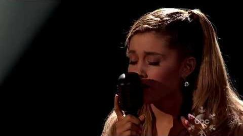 Tattooed Heart - Ariana Grande (American Music Awards 2013)