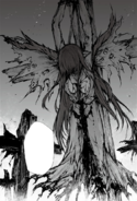 Orna Klarus crucified (Manga)
