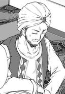 Lanzwi Feuward Zengen (Manga)