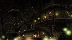 Haulia Tribe Village (Anime)
