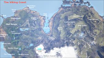 Interim Ragnarok Maps Ark Survival Plus Wikia Fandom