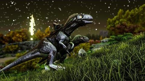 Patch 252 Achatina, Megalosaurus, Moschops, Pachyrhinosaurus, New Caves and more!