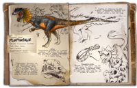 Dossier DilophosaurusFrill