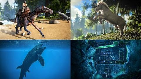Patch 256 Equus, Leedsichthys, Ichthyornis, Iguanodon, Underwater Bases, & More!
