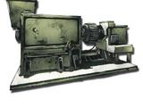 Промышленная дробилка