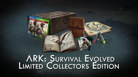 ARK Survival Evolved Pre-Order Trailer!