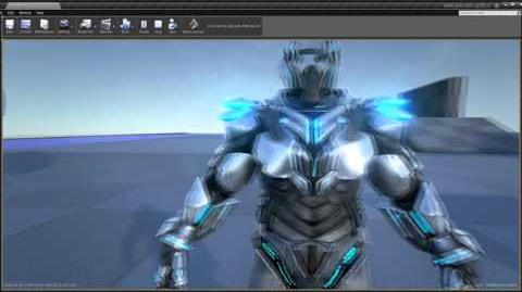 Ark's New Features Preview The Tek Tier Armor Grenade GigaLaser