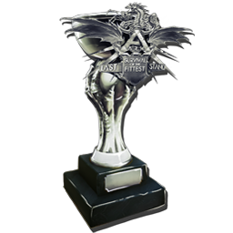 'SotF- The Last Stand' Trophy- 2nd Place