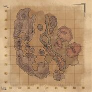 Map The Scorched Earth Grid