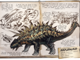 Анкилозавр
