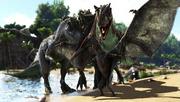 Allosaurus Ingame10