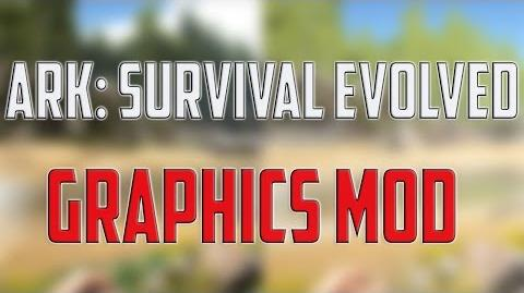 ARK SURVIVAL Evolved SweetFX GRAPHICS MOD - Ultra crisp and sharp realistic - PC GAMEPLAY WINDOWS 10