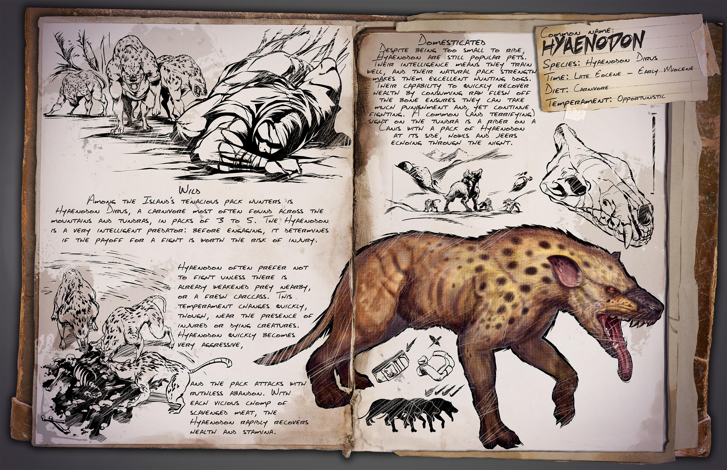 Hyaenodon