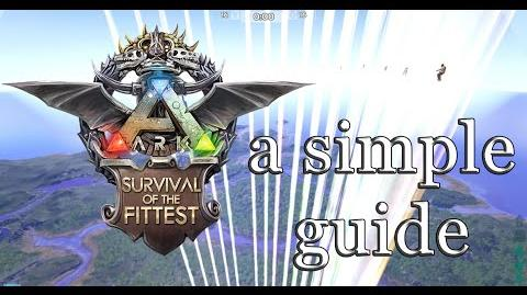 Ark Survival of the Fittest - Gun Strat - 'a simple guide'