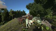 Allosaurus Ingame02