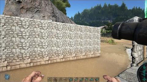 Ark Primitive Cannon patch 239