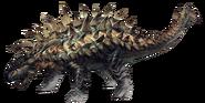 Render Ankylosaurus