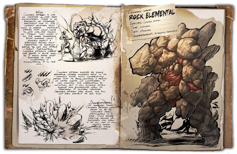 Rock Elemental