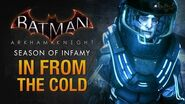 Batman- Arkham Knight - Season of Infamy- In From the Cold (Mr