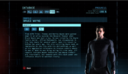 Bruce Wayne Arkham Origins