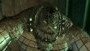Batman Arkham Asylum - Death by Croc