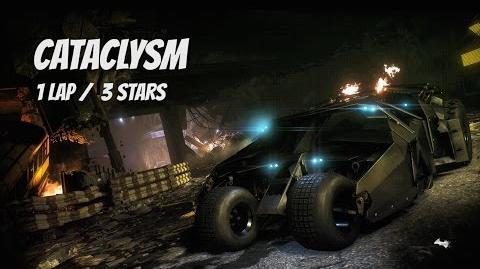 """Cataclysm"" 1 Lap, 3 Stars PERFECT RACE"