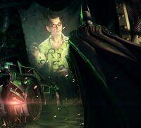 Batman RiddlerChallange