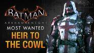 Batman- Arkham Knight - Heir to the Cowl (Azrael)
