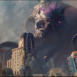 Metropolis Invasion