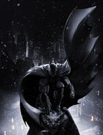 Batman promo ArkhamOrigins