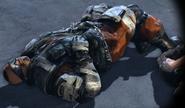 Blackgate Armored Prisoner