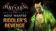 Batman- Arkham Knight - Riddler's Revenge & Riddler Boss Fight