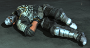 Black Mask's Armored Henchmen